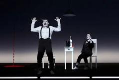 TThe Old Woman - Mikhail Baryshnikov and Willem Dafoe
