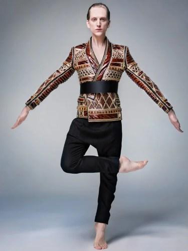 David Hallberg Vogue Russia 2