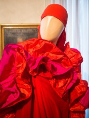 Haute Couture gowns of Valentina Cortese
