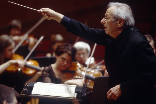 André Previn makes his La Scala debut at 84