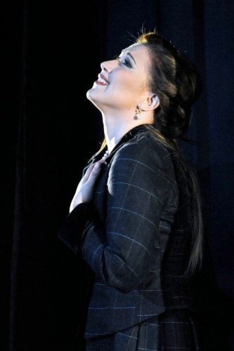 Desirée Rancatore in Lucia di Lammermoor, Palermo 2011, photo by Ricci
