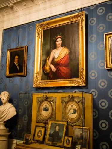 Museum at La Scala Milan