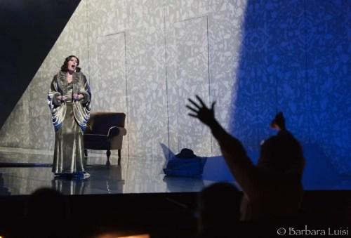 Fabio Luisi conducting Il ballo in maschera at the Met, 2012