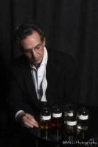Fabio Luisi with his FL Parfums