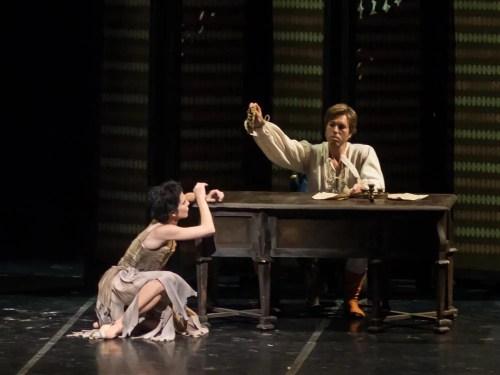 Manon at La Scala with Natalia Osipova and Alessandro Grillo