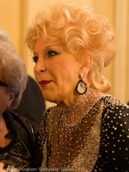 Charity president and fund raiser, Marinella Di Capua