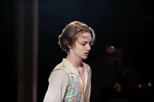 Julian MacKay during his class show, December 2013