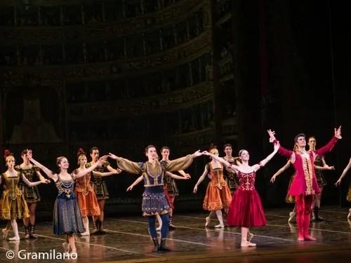 Opera with Emanuela Montanari, Mick Zeni, Beatrice Carbone and Roberto Bolle