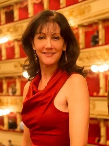 Cynthia Harvey - Artistic Director of En Avant Foundation