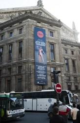 Publicity for the Paris Opera Ballet