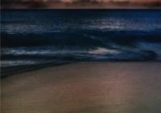 Blue Caribbean Night