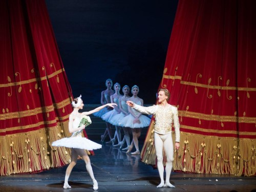 Svetlana Zakharova and David Hallberg, Swan Lake, La Scala, 2014
