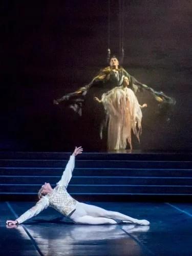David Hallberg, Swan Lake, La Scala, 2014