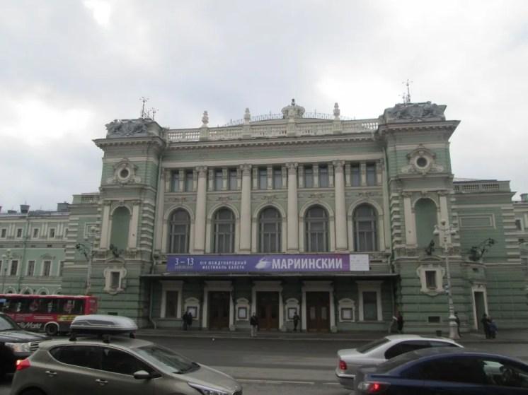 Mariinsky Theatre SPB
