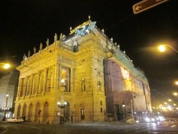 Prague National Theatre