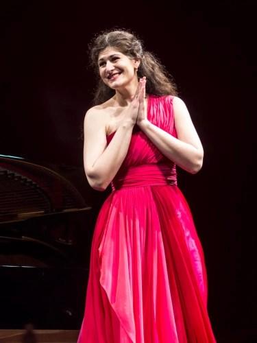 Anja Harteros, La Scala, 2014