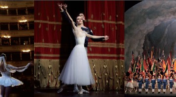 La Scala complete Ballet casts and dates: 2014 — 2015