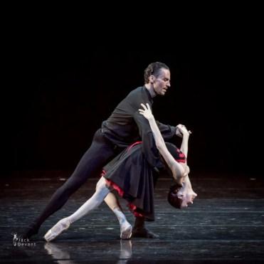 Ulyana Lopatkina and Raimonds Martinovs in Five Tangos, 2014