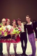 Krasnodar Gala with Marfa Sidorenko (first place jr girls), Grand Prix seniors and silver medalist.
