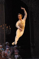 Luis Ortigoza in Nutcracker by Jaime Pinto