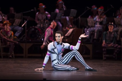 Elite Syncopations with Brandon Lawrence in 'Friday Night' - photo Bill Cooper