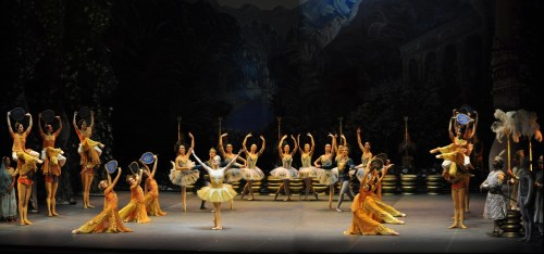 La Bayadère, Act 1 - 2012