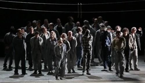 Fidelio Teatro alla Scala - photo Brescia-Armisano