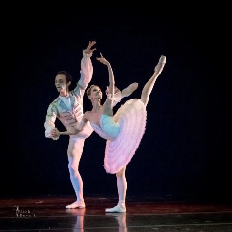 Anastasia Stashkevich and Vyacheslav Lopatin in TheNutcracker by Jack Devant