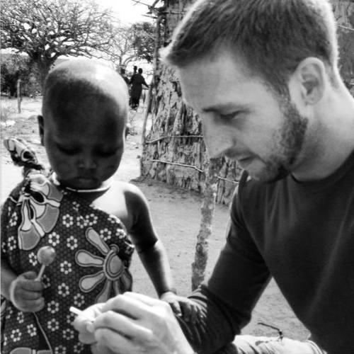 Paul Seaquist Giving Back in Africa