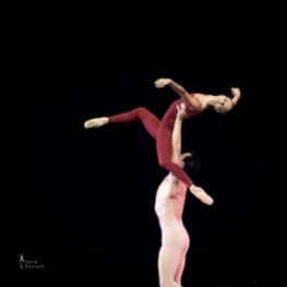 Silvia Azzoni and Oleksandr Ryabko in Adagietto by Jack Devant