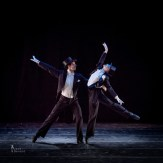 Silvia Azzoni and Oleksandr Ryabko in Shall We Dance by Jack Devant