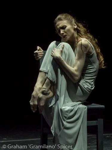 Svetlana Zakharova in Revelation 2014