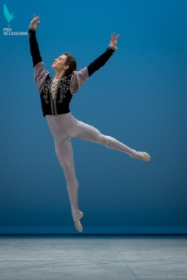 Julian Mackay during the competition - photo by Gregory Batardon 3