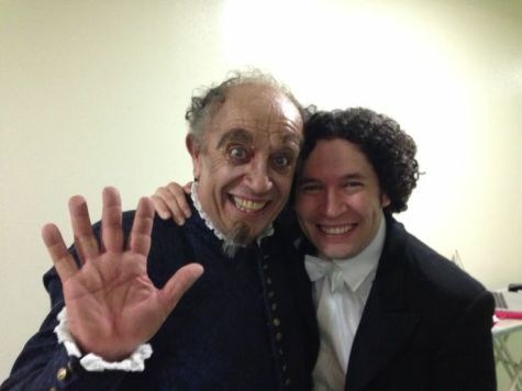 Leo Nucci as Rigoletto with Gustavo Dudamel, La Scala on tour in Japan 2013