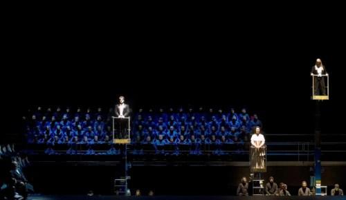 Turandot with José Cura, Luana De Vol, Antonello Ceron - photo by Ramella & Giannese © Teatro Regio Torino