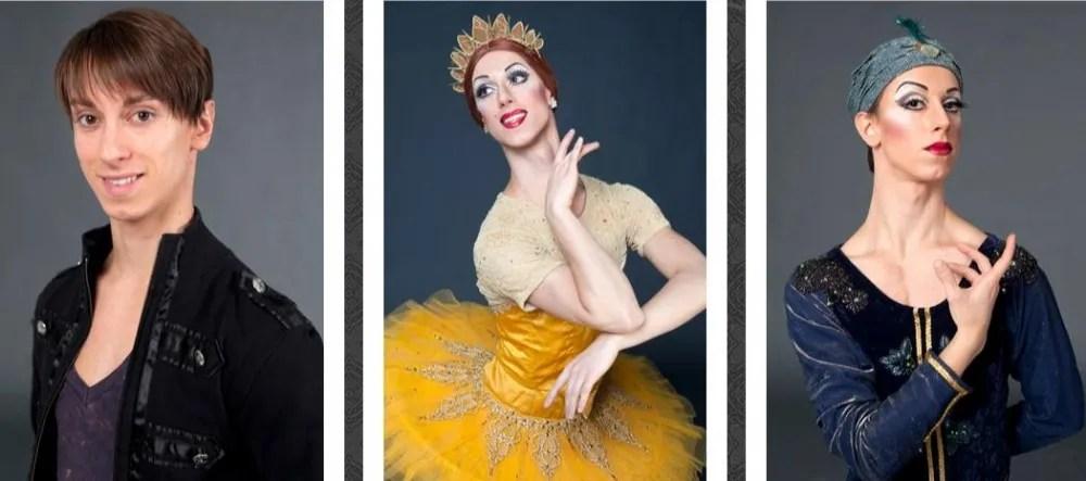 Alberto Pretto - Les Ballets Trockadero de Monte Carlo