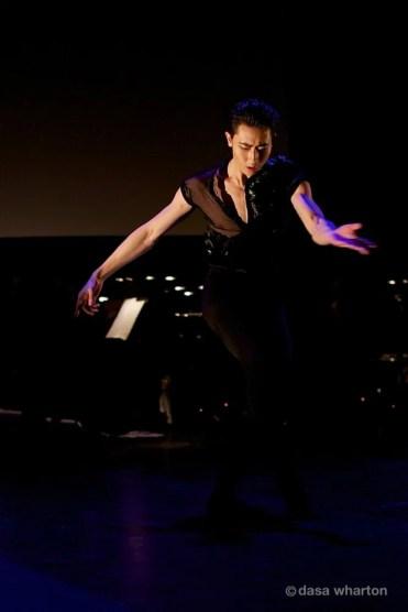 ENB's Emerging Dancer 2015 Jinhao Zhang - photo by Dasa Wharton 08