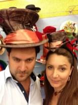 Mad Hatters - Barbara and Ildar