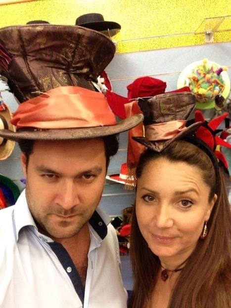 Mad Hatters - Barbara and Ildar