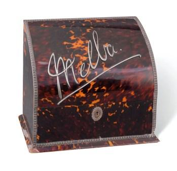 Sotheby's Australia - Dame Nellie Melba writing box