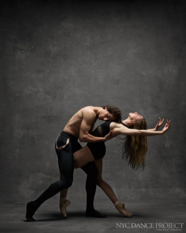Isabella Boylston, Principal with ABT and Zachary Catazaro, Soloist with NYCB