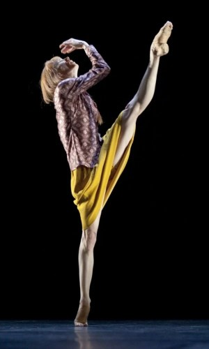 Mats Ek's Bye with Sylvie Guillem - photo by Bill Cooper 2015