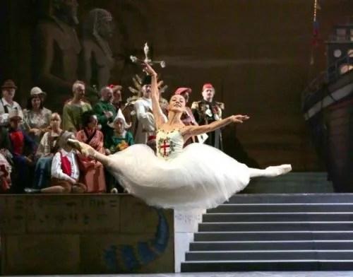 Nicoletta Manni  as Civilisation- photo by Brescia and Amisano Teatro alla Scala