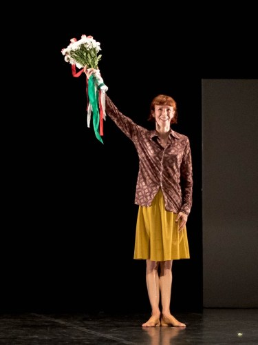 Sylvie Guillem - Life in Progress - photo Gramilano