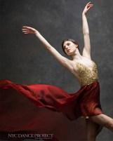 Tiler Peck, Principal with New York City Ballet