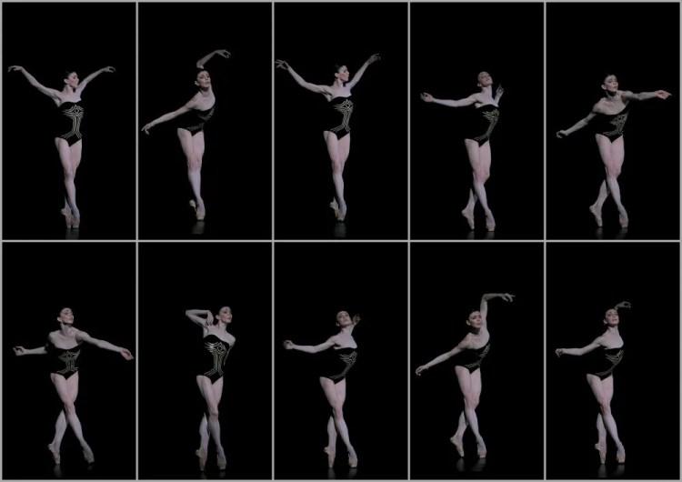 Natalia Osipova in 3 seconds
