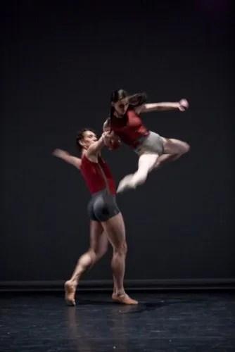 Mara Galeazzi and Gary Avis - photo by Bill Cooper