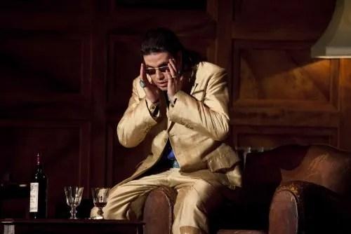 Massimo Cavalletti as Ford in Falstaff at La Scala