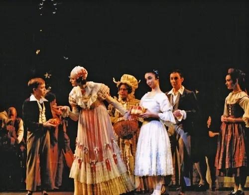 Matthew Ball as Fritz in The Royal Ballet's 'The Nutcracker' 2006, aged 12