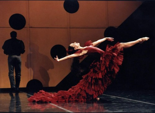 Pompea as Carmen
